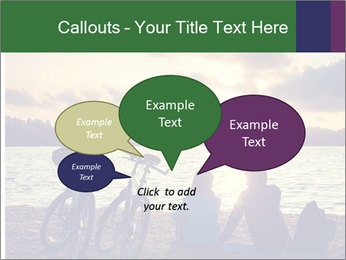 Friends At Seaside PowerPoint Templates - Slide 73