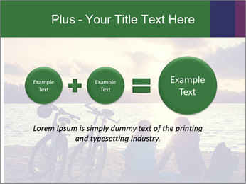 Friends At Seaside PowerPoint Templates - Slide 75