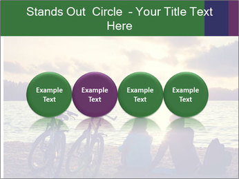Friends At Seaside PowerPoint Templates - Slide 76