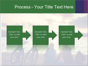 Friends At Seaside PowerPoint Templates - Slide 88