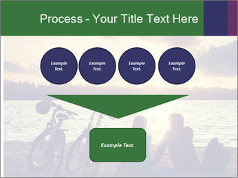 Friends At Seaside PowerPoint Templates - Slide 93