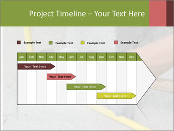 Man Fixing Tubes PowerPoint Templates - Slide 25