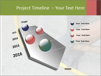 Man Fixing Tubes PowerPoint Templates - Slide 26