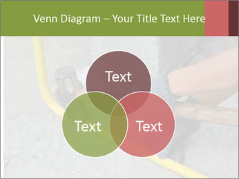Man Fixing Tubes PowerPoint Templates - Slide 33