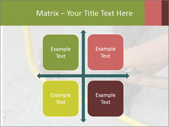 Man Fixing Tubes PowerPoint Templates - Slide 37