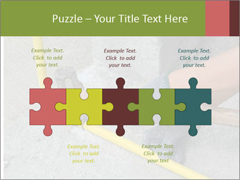 Man Fixing Tubes PowerPoint Templates - Slide 41