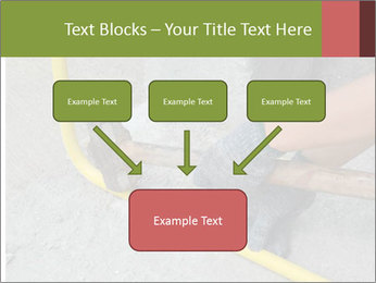 Man Fixing Tubes PowerPoint Templates - Slide 70