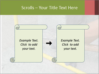 Man Fixing Tubes PowerPoint Templates - Slide 74