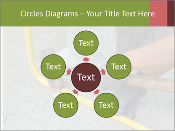 Man Fixing Tubes PowerPoint Templates - Slide 78