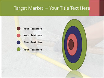 Man Fixing Tubes PowerPoint Templates - Slide 84