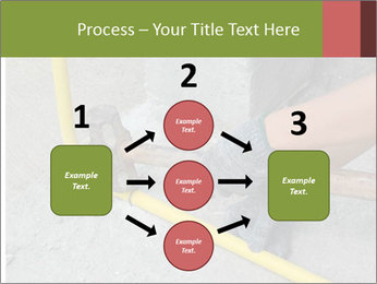 Man Fixing Tubes PowerPoint Templates - Slide 92