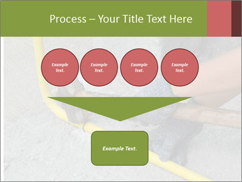 Man Fixing Tubes PowerPoint Templates - Slide 93