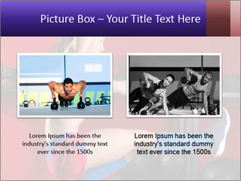 Cross Fit Female Master PowerPoint Template - Slide 18