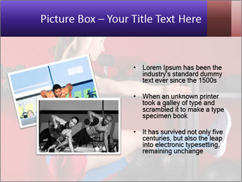 Cross Fit Female Master PowerPoint Template - Slide 20