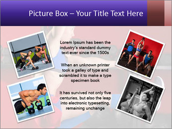 Cross Fit Female Master PowerPoint Template - Slide 24