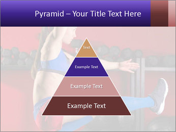 Cross Fit Female Master PowerPoint Template - Slide 30