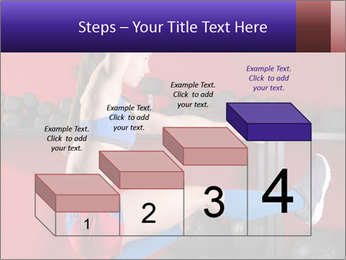 Cross Fit Female Master PowerPoint Template - Slide 64