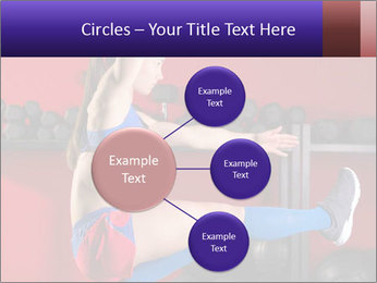 Cross Fit Female Master PowerPoint Template - Slide 79