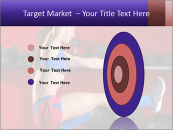 Cross Fit Female Master PowerPoint Template - Slide 84