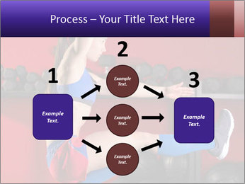 Cross Fit Female Master PowerPoint Template - Slide 92