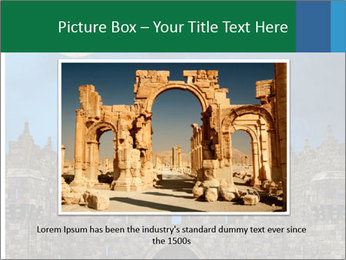 Full Moon And Castle PowerPoint Template - Slide 16