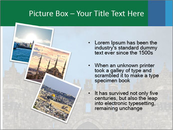 Full Moon And Castle PowerPoint Template - Slide 17