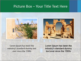 Full Moon And Castle PowerPoint Template - Slide 18