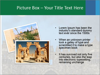 Full Moon And Castle PowerPoint Template - Slide 20