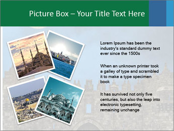 Full Moon And Castle PowerPoint Template - Slide 23