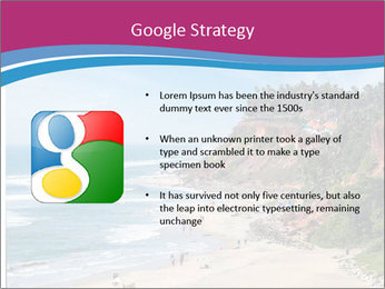 Varkala Beach PowerPoint Templates - Slide 10