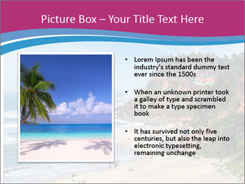 Varkala Beach PowerPoint Templates - Slide 13