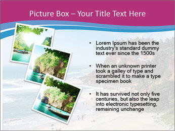 Varkala Beach PowerPoint Templates - Slide 17