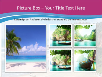 Varkala Beach PowerPoint Templates - Slide 19