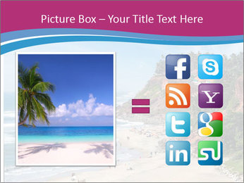 Varkala Beach PowerPoint Templates - Slide 21