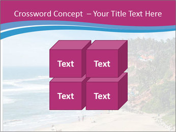 Varkala Beach PowerPoint Templates - Slide 39