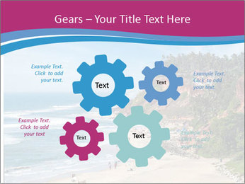 Varkala Beach PowerPoint Templates - Slide 47