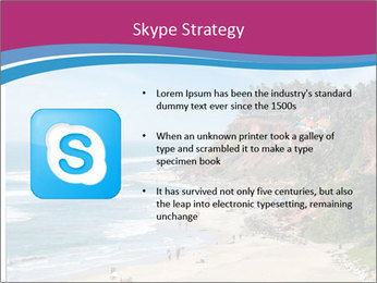 Varkala Beach PowerPoint Templates - Slide 8