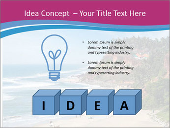 Varkala Beach PowerPoint Templates - Slide 80