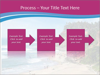 Varkala Beach PowerPoint Templates - Slide 88