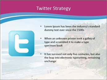 Varkala Beach PowerPoint Templates - Slide 9