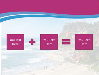 Varkala Beach PowerPoint Templates - Slide 95