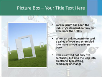 Futuristic Concept PowerPoint Template - Slide 13