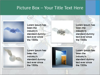 Futuristic Concept PowerPoint Template - Slide 14