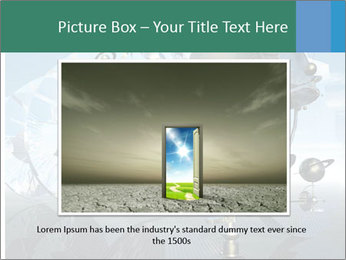 Futuristic Concept PowerPoint Template - Slide 15
