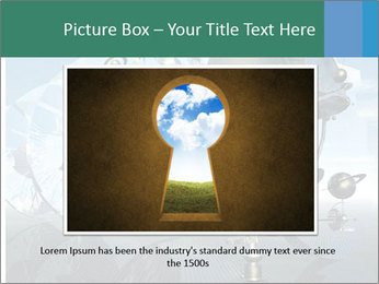 Futuristic Concept PowerPoint Template - Slide 16