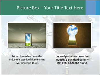 Futuristic Concept PowerPoint Template - Slide 18