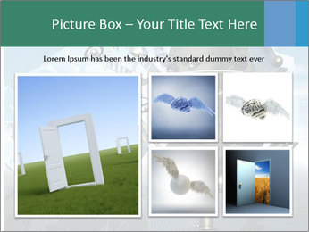 Futuristic Concept PowerPoint Template - Slide 19