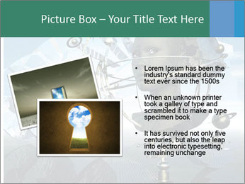 Futuristic Concept PowerPoint Template - Slide 20