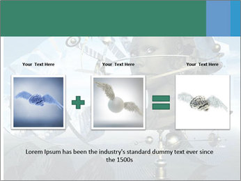 Futuristic Concept PowerPoint Template - Slide 22