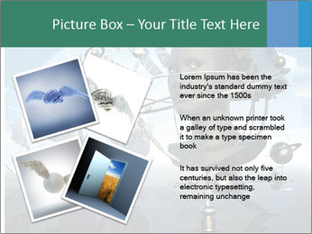 Futuristic Concept PowerPoint Template - Slide 23